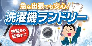洗濯機ランドリー